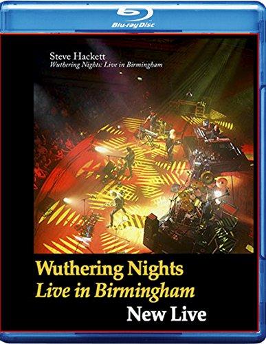 Steve Hackett - Wuthering Nights: Live in Birmingham [Blu-ray]