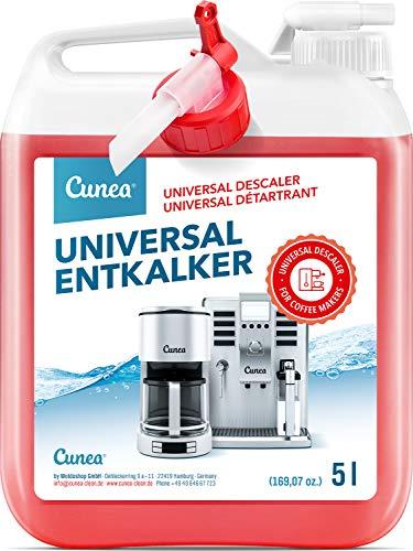 Cunea Kaffeevollautomat Bild