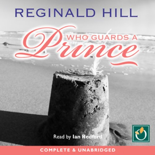 Who Guards a Prince audiobook cover art