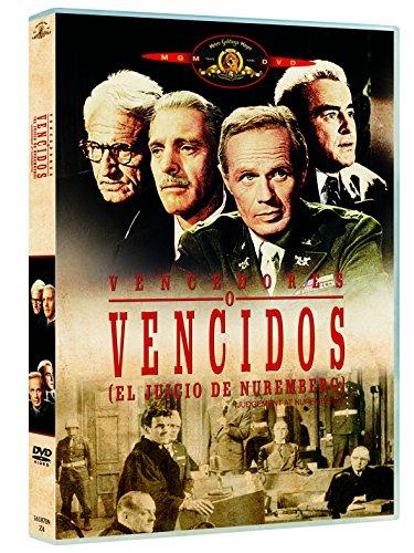 Vencedores O Vencidos (El Juicio De Nuremberg) DVD