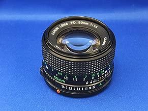 Canon new FD 50mm F1.4 canon
