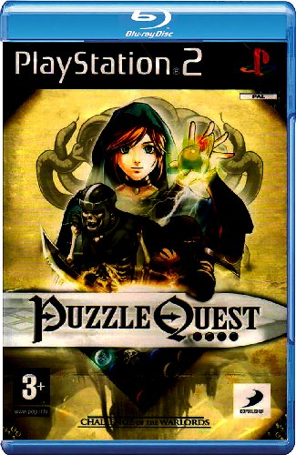 Puzzle Quest: Challenge of the Warlords [UK Import]