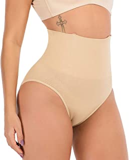 OMG_Shop Body Shaper Waist Trainer Tummy Control Panty Butt Lifter Panties Shapewear for Women
