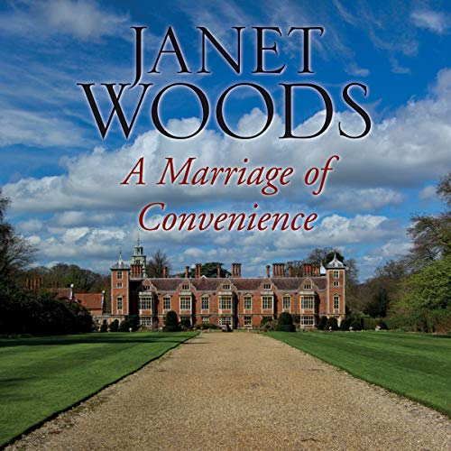 A Marriage of Convenience audiobook cover art