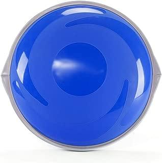 GLJJQMY Yoga Hemisphere Fitness Double-Sided Non-Slip 3 Colors Massage Balance Ball (Color : A)