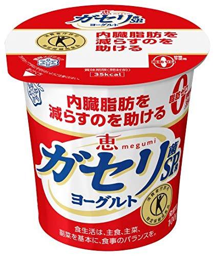 雪印メグミルク ガゼリ菌sp株ヨーグルト 100g×12個 「クール便でお届けします。」