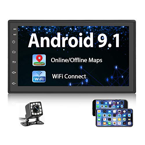 Best aftermarket in dash navigation reviews review 2021