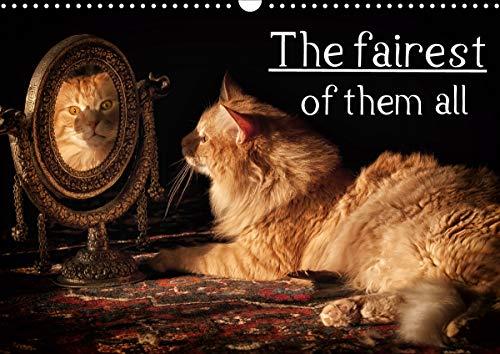 The fairest of them all (Wall Calendar 2021 DIN A3 Landscape)