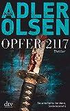 Opfer 2117: Der achte Fall für Carl Mørck, Sonderdezernat Q, Thriller (Carl-Mørck-Reihe)