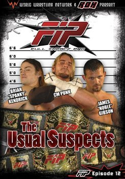 Full Impact Pro Wrestling: FIP - The Usual Suspects DVD