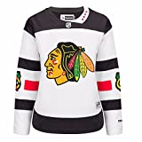 Chicago Blackhawks Women's 2016 Stadium Series Premier Jersey by Reebok Select Size: Large