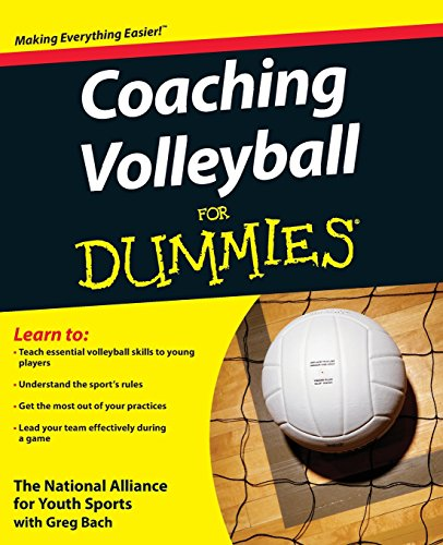 Compare Textbook Prices for Coaching Volleyball For Dummies 1 Edition ISBN 9780470464694 by The National Alliance For Youth Sports