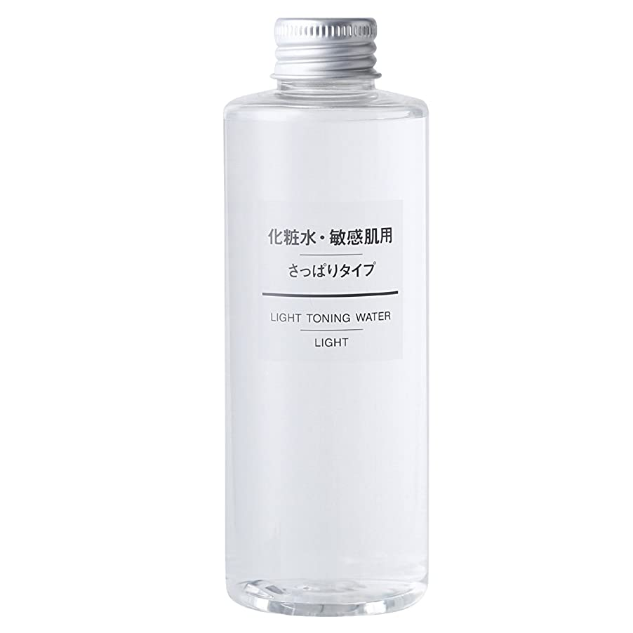 みなす喪付属品無印良品 化粧水?敏感肌用?さっぱりタイプ 200mL