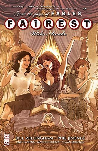 Fairest Vol. 1: Wide Awake (English Edition)