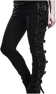 Banned controllo Emo Punk Alternative Jeans Attillati