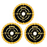 Dewalt DT10399-QZ - Cuchillas circulares paquete de 3 er 190 x 30