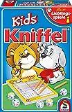 Schmidt Spiele 40535 Kniffel Kids, Kinderspiel, bunt