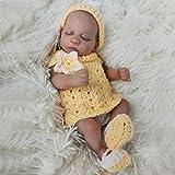 WY-SYY Reborn Baby Doll, Muñeca Bebé Bebé Soft Realista de 10 Pulgadas, con Accesorios, Vida Real Bebé Muñecas, Muñecas Bebé Realistas Lifelike Niño Adorable Regalo para Niños Cumpleaños,Flesh