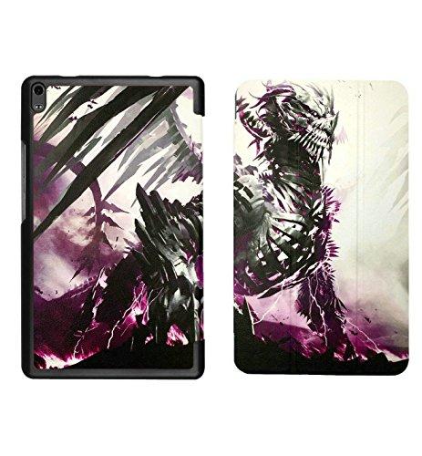 Oujietong Case for Lenovo Tab4 Tab 4 8 Plus TB-8704F 8704X 8 Case Shell Tablet Cover ZL
