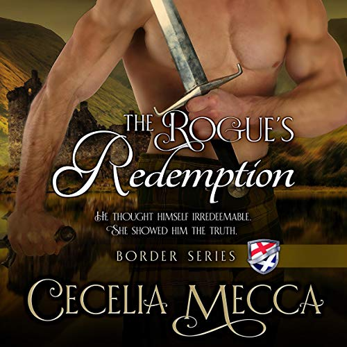 The Rogue's Redemption  audiobook cover art