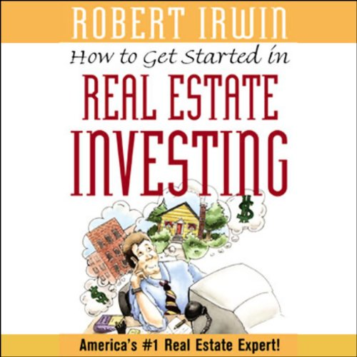 How to Get Started in Real Estate Investing audiobook cover art