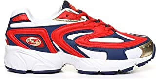 Fila Men's Creator Fashion Sneakers White Navy Red