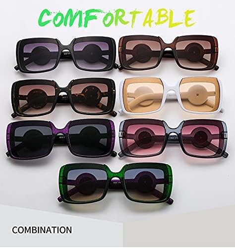 Moda Diseñador De Lujo Big Shades Moda Mujer Hombre Gafas De Sol De Gran Tamaño Vintage Gafas De Sol Retro Nuevo 4