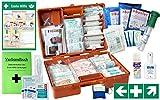 Erste-Hilfe-Koffer Gastro PRO M5+ für Betriebe DIN