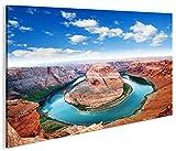 islandburner Bild Bilder auf Leinwand Grand Canyon V2 USA