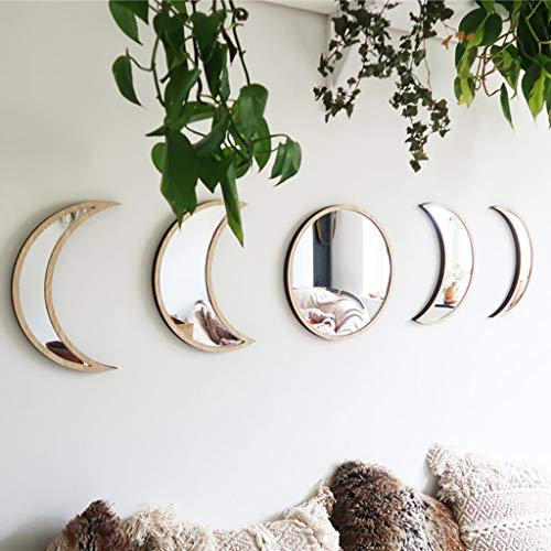 5 Pieces Scandinavian Natural De...