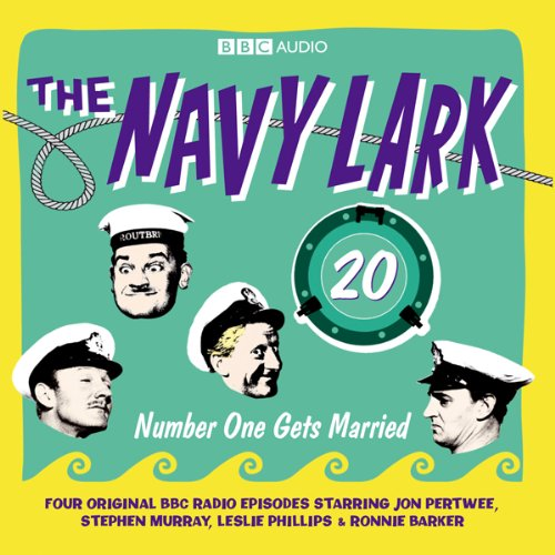 Navy Lark 20 cover art