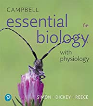Campbell Essential Biology with Physiology (6th Edition)