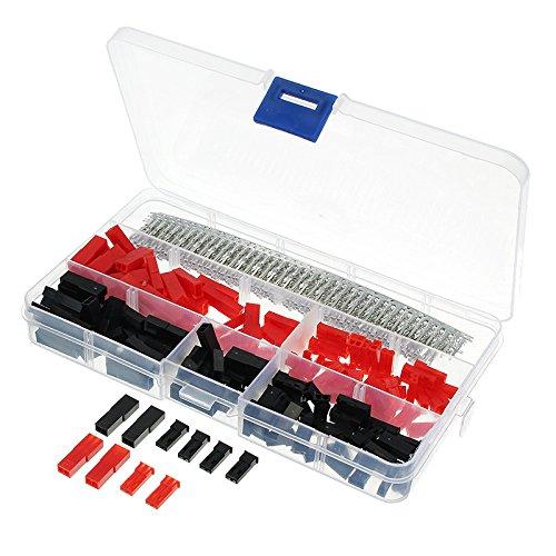 U – TC10 verbindingsstukken, 2,5 mm, stekker/bus, 300 stuks
