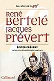 Éditer Prévert - Lettres et archives éditoriales, 1946-1973