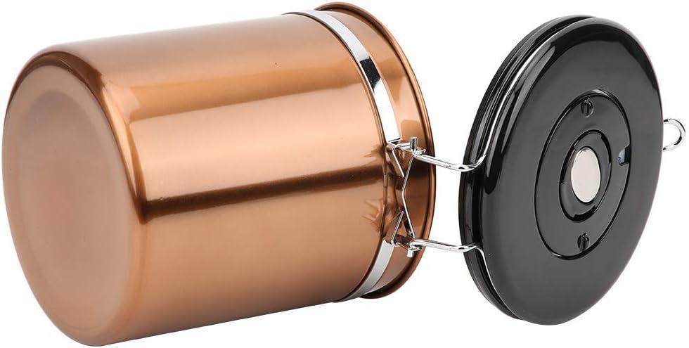 Airtight Coffee Can Can Retain the Coffee Bean Taste Good Sealin