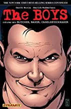 The Boys Vol. 10: Butcher Baker Candlestickmaker (Garth Ennis' The Boys)