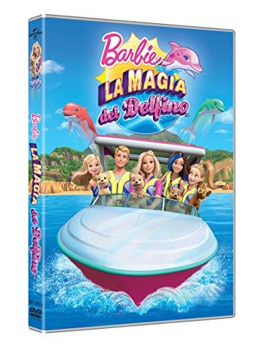 Barbie La Magia Del Delfino