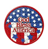 """God Bless America"" Stepping Stone"