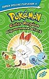 Gigantamax Clash / Battle for the Z-Ring (Pokemon Super Special Flipbook: Galar Region / Alola Region)