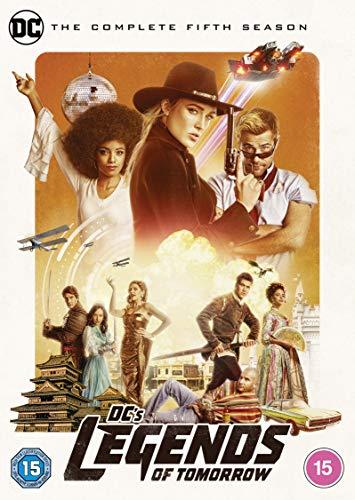 DC's Legends of Tomorrow: Season 5 [DVD] [2020]