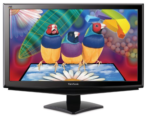 View Sonic VA2248-LED 56 cm (22 Zoll) LED-Monitor (Full HD, Kontrast dyn 1000:1, 5ms Reaktionszeit)