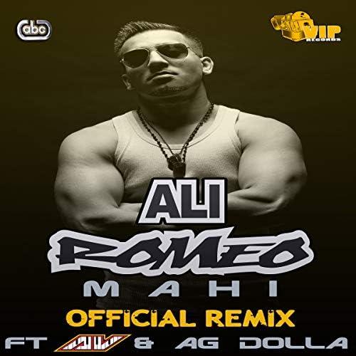 Ali Romeo, Av & AG Dolla