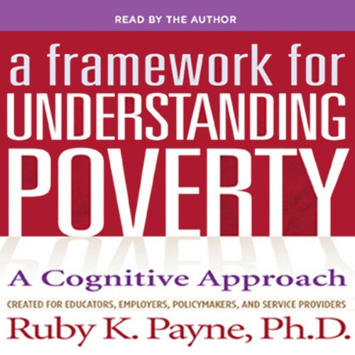 A Framework for Understanding Poverty 5th Edition audiobook cover art