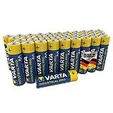 High Performance Qualität Made in Germany, in Deutschland produziertes Markenprodukt Batterien Vorratspack Mignon AA Alkalibatterien zum Sparpreis, 40 Stück in recycelbarer Verpackung 10 Jahre Haltbarkeit, auslaufsicher, langlebig und nach internatio...