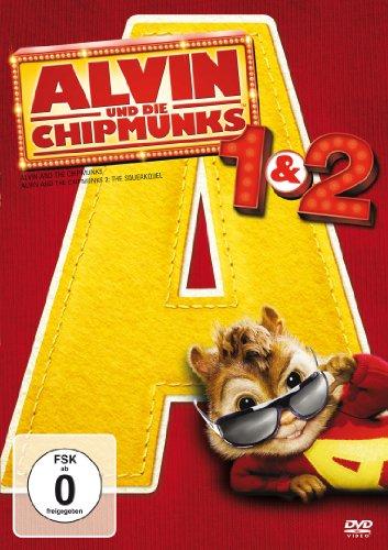 Alvin und die Chipmunks 1 & 2 [2 DVDs]