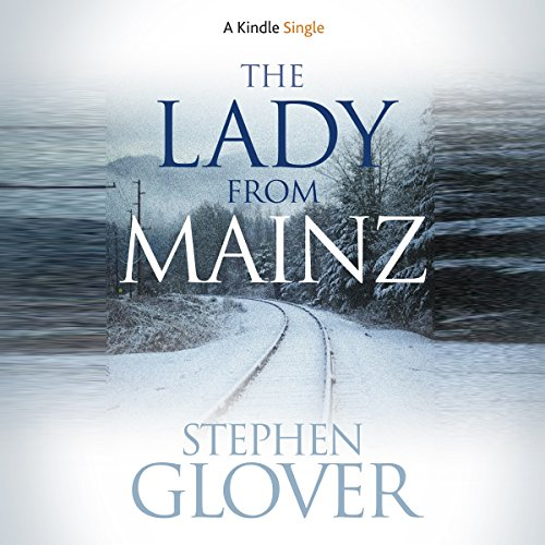The Lady from Mainz audiobook cover art