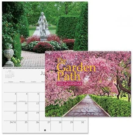 2022 Garden Ranking TOP5 Path Sales results No. 1 Wall Calendar - 12
