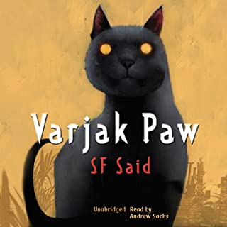 Varjak Paw cover art