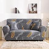 Funda de sofá elástica Universal para Sala de Estar (Todo Incluido) Funda de sofá, Funda Protectora de sofá, Funda Antipolvo A11 1 Plaza