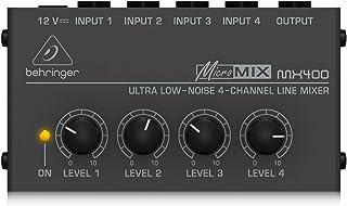 BEHRINGER MX400 - Mesa mezclas Behringer Micromix400